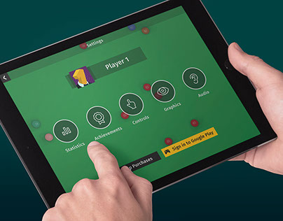 Total Snooker – Minimal Game UI