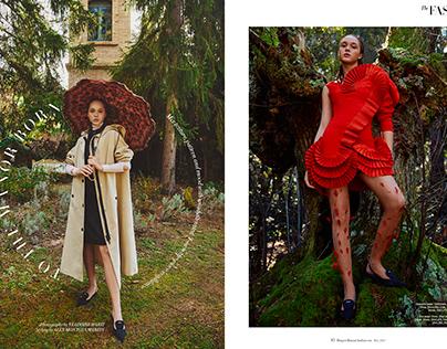Harper's Bazaar Arabia, May 2021.