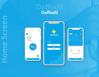 Daffodil - Emergency app for elders