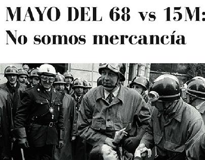 Mayo 68. La Primavera que nos alumbró