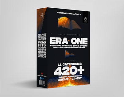 ERA ONE: Essential Cinematic Sound Effects for Films