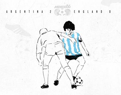 Maradona DEE 86