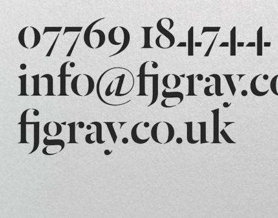Fraser J. Gray