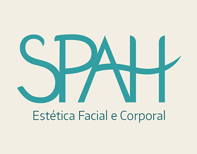 Spah - Estética Facial & Corporal | Identidade Visual