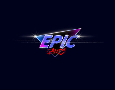 EPICgames标志再设计方案