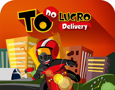 Tonolucro Delivery - App Mobile