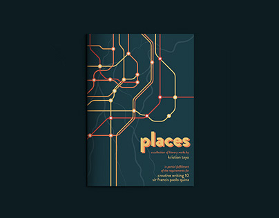 """""""Places"""": A Collection of Literary Works"""