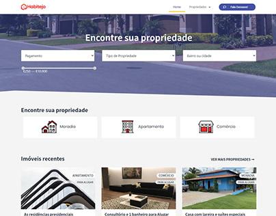 HABITEJO - Site de compra, vendas e aluguel de Imóveis