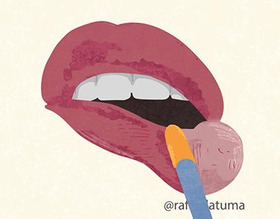 Lips Animation