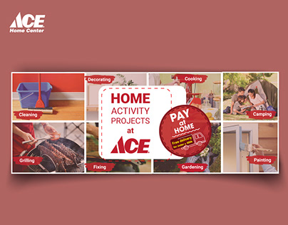HOME ACTIVITY PROJECT AT ACE