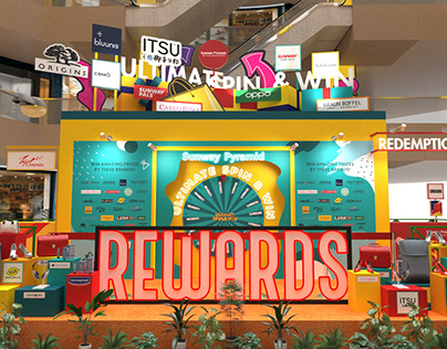 Sunway Ultimate Spin & Win 2