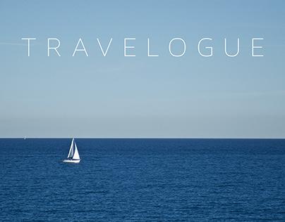 Travelogue ~ A Visual Memoir.