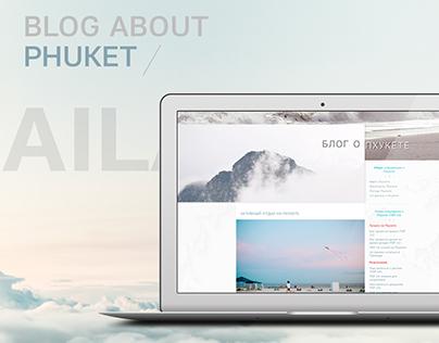 Phuket Blog Website