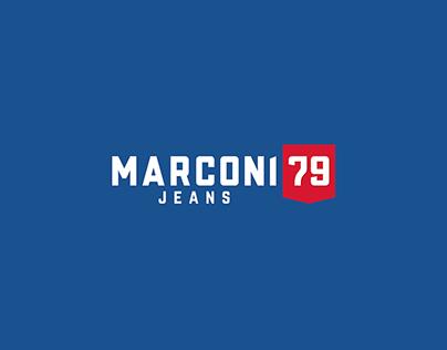 MARCONI Jeans Logo