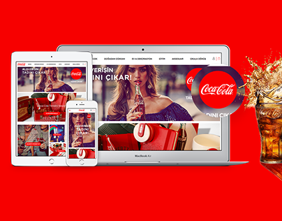 CocaCola Dükkanı Website