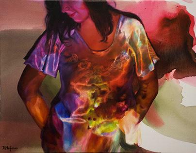 60x80cm oil on canvas