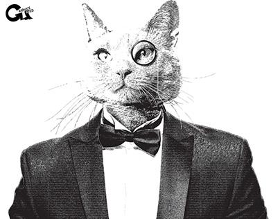 Classy Cat & Rich Gents