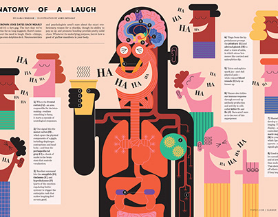 Anatomy of a Laugh