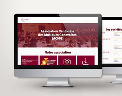 ACMG Association Cantonale des Musiques Genevoises