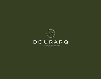 Dourarq Arquitetura Identidade Visual