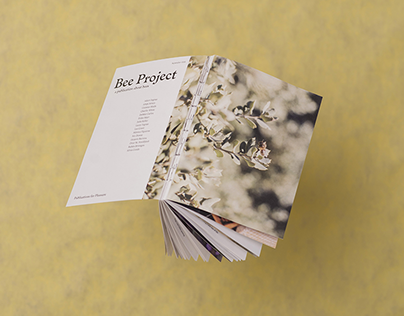 Bee Project by Publications for Pleasure