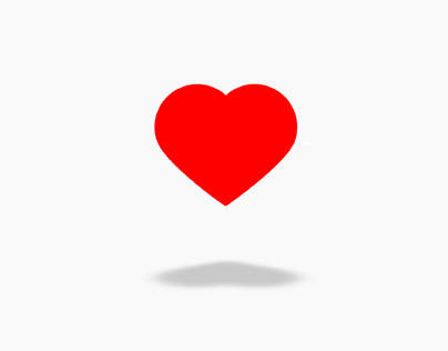 Animated Heart Rate Icon