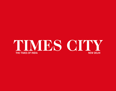 Times City redesign for Times of India