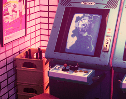 Secret arcade