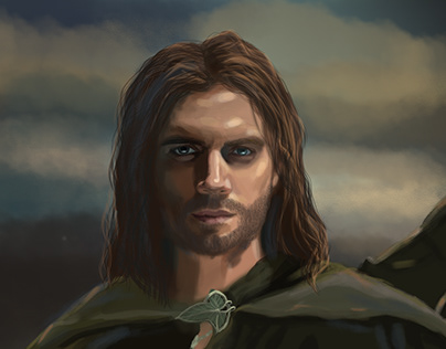What if Henry Cavill was Aragorn?