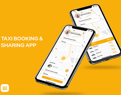 Taxi Booking Mobile App I Hey Taxi