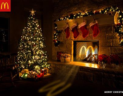 McDonald's Christmas 2020 Ads