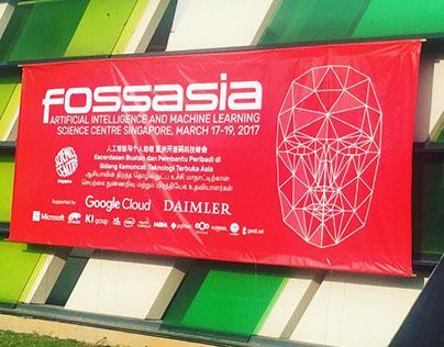 FOSSASIA 2017 DESIGN