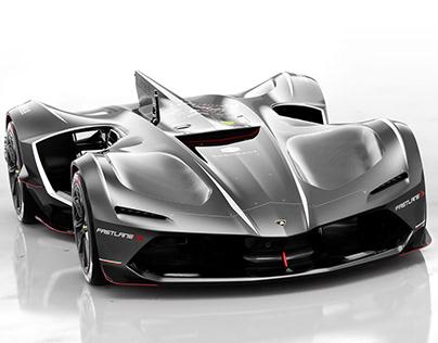 2016-Lamborghini ROBORACE