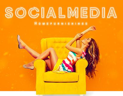 Social Media - Home furnishings