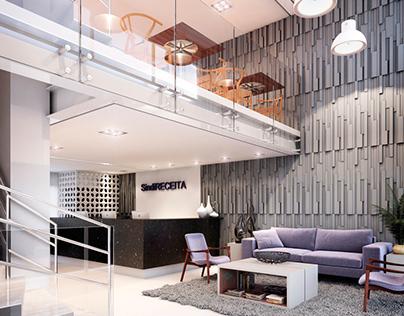 Interior Project - SindiRECEITA