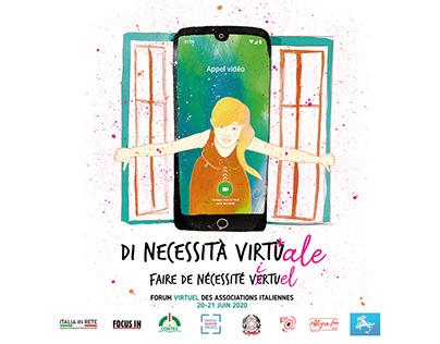Italian Associations Forum in Paris Campaign