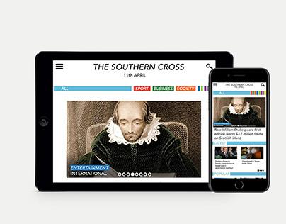 Southern Cross-News Site