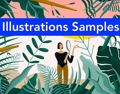 Illustrations Portfolio
