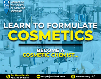COSMETIC FORMULATE FLYERS