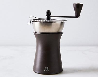 Coffee grinder Kronos for Peugeot 2018.