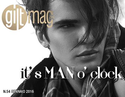Cover Gilt Magazine