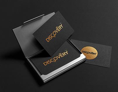 DISCOVERY - LOGO DESIGN