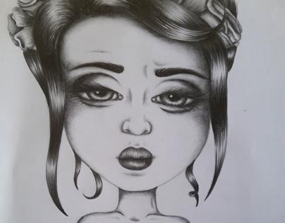 2016 Sketch work