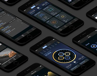 All Night_Mobile App