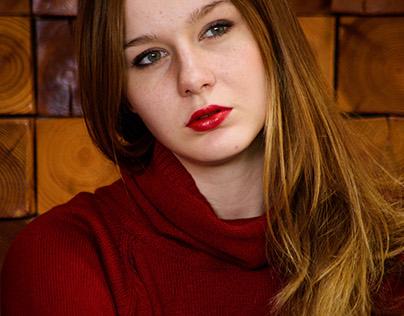 Julia portrait