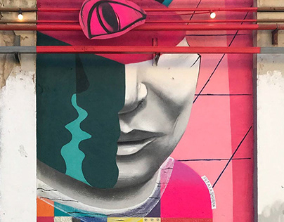 Sagrerina Mural