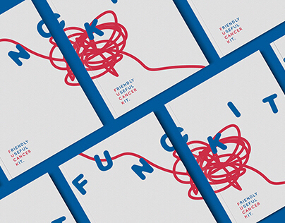 Funckit_Friendly Useful Cancer Kit / Editorial Project