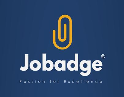 Jobadge Logo Design