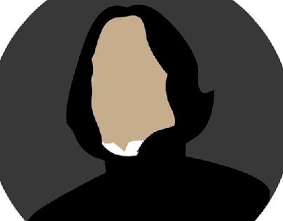 Severus Snape Minimal design