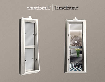 Timeframe Smart Mirror Project